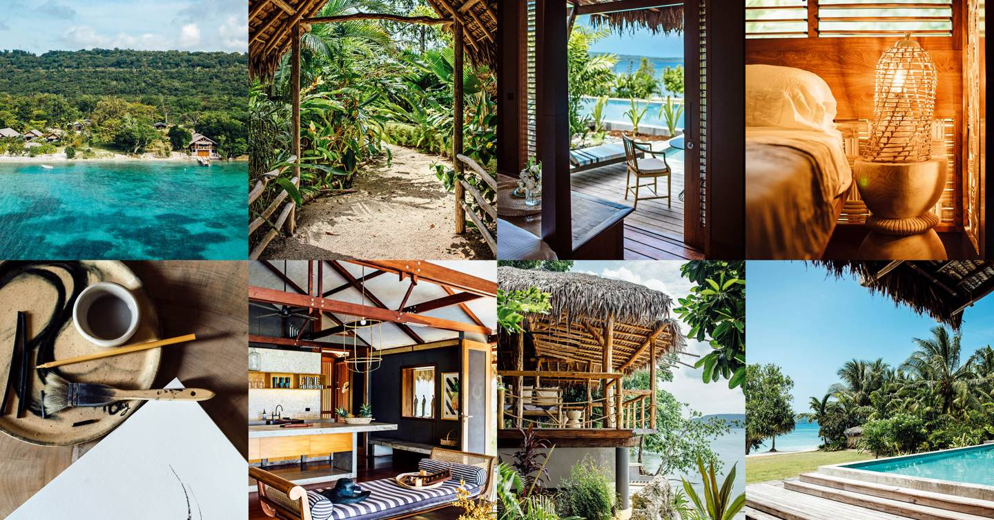 Is this the South Pacific's most sustainable stay?