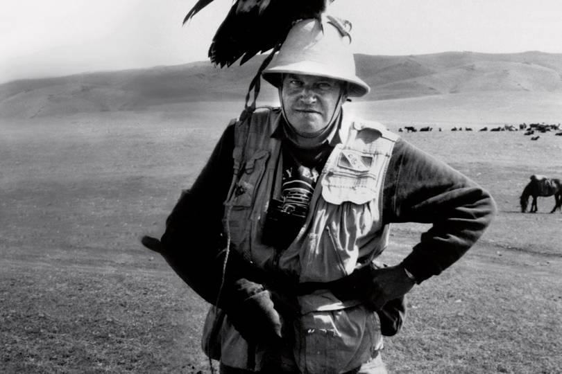 Colonel John Blashford Snell The 50 Best Travellers In