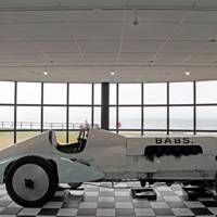 MUSEUM OF SPEED, PENDINE, CARMARTHENSHIRE