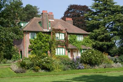 George Bernard Shaw's house in Hertfordshire