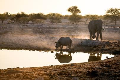 8. Botswana, Africa