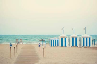 7. Playa de Gandía and Playa de L'Alhuir
