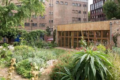 Phoenix Garden, Soho