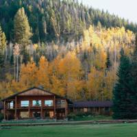 A dude ranch in Colorado