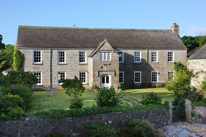 Lanyon Manor, Cornwall