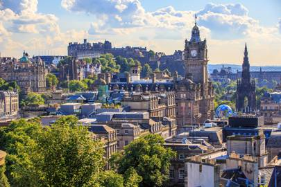 19. Edinburgh, Scotland