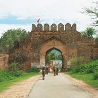 Ajabgarh Fort