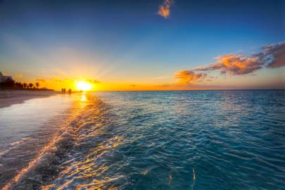 Best for sunsets: Leeward Beach, Providenciales