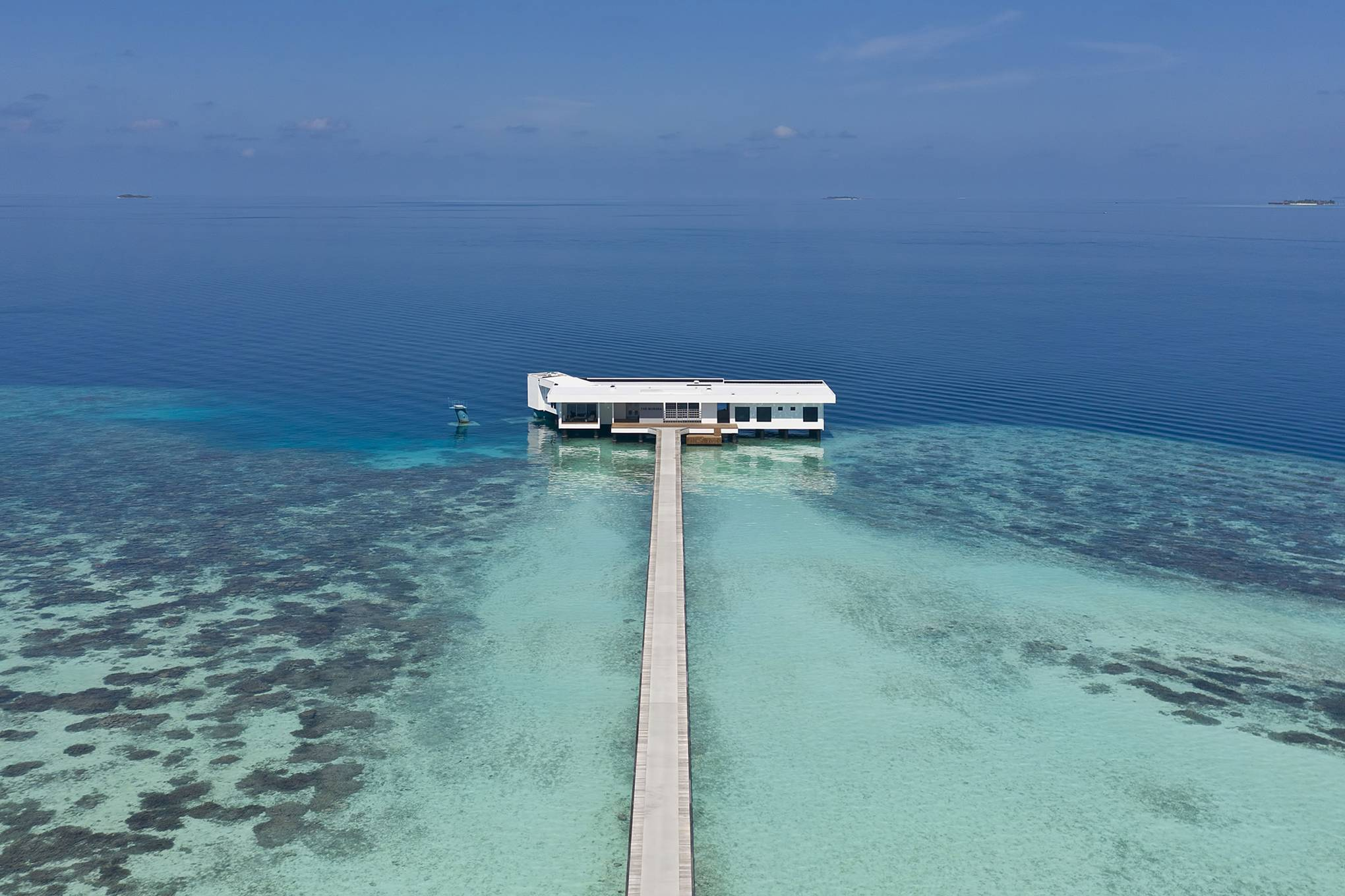 The 7 Coolest Underwater Hotels in the World