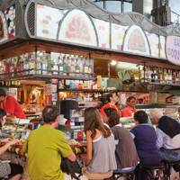 Family-friendly restaurants in Barcelona