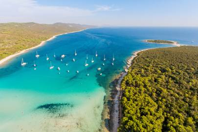 11. Saharun, island of Dugi Otok, North Dalmatia