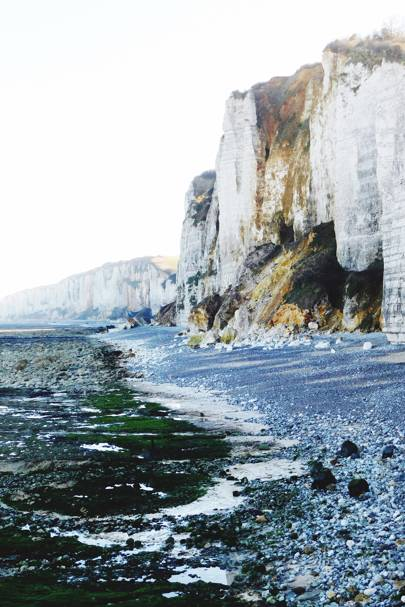 PLAGE YPORT, NORMANDY