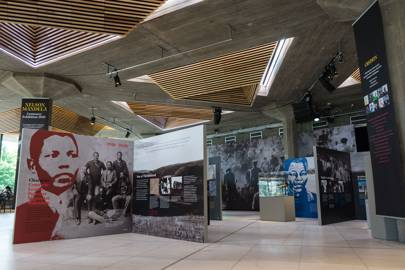 NELSON MANDELA: THE CENTENARY EXHIBITION 2018