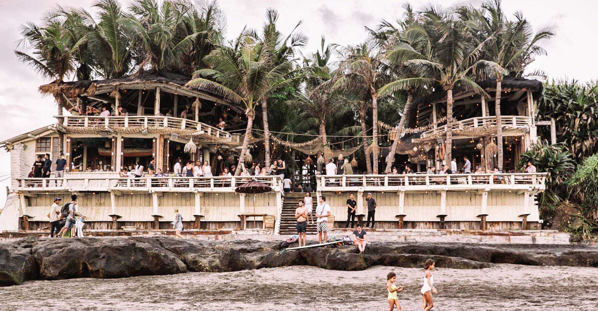The 5 hottest beach clubs in Bali
