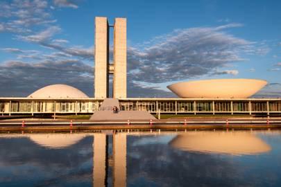 Brasília, Brazil: Futurism