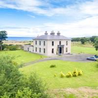 An Irish seaside retreat