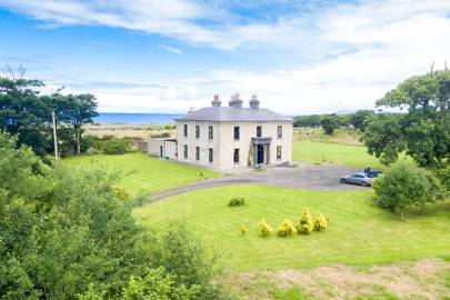 An Irish seaside retreat