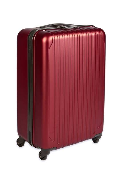 Scorpio 4 Wheel Hard Shell Medium Suitcase