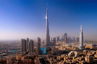 Burj Khalifa Armani Hotel, UAE