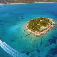 Private Island Retreat, Greece