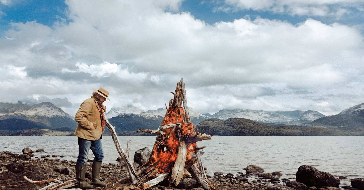 Chef francis mallmann in patagonia cn traveller for Fish on fire menu