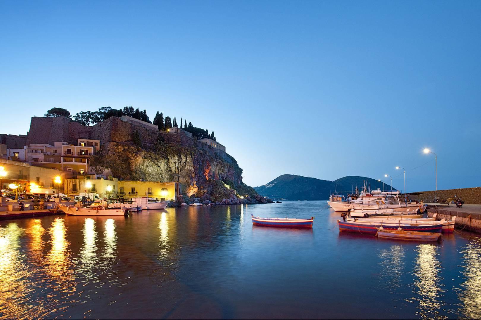 The Aeolian Islands of Sicily CN Traveller