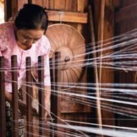 Living in Burma
