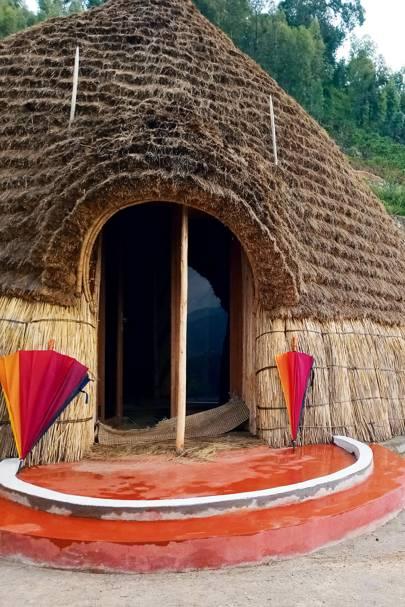 The community project: Nkombo, Rwanda
