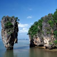 Phang Nga Bay in 'Man with the Golden Gun'