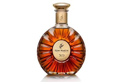 8. A limited-edition cognac
