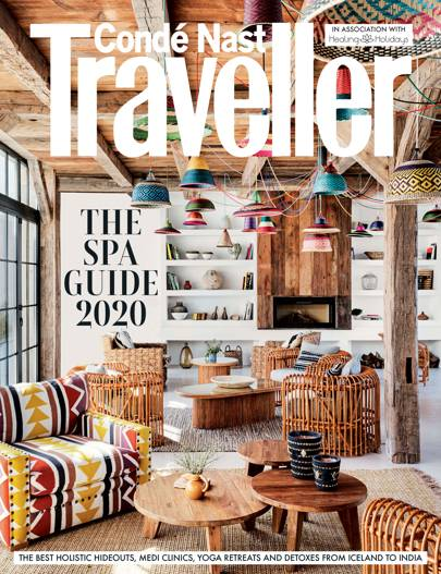1. The Spa Guide 2020, including the world's best wellness destinations, free with the issue