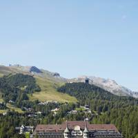 Suvretta House, St Moritz