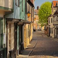 Norwich and King's Lynn, Norfolk