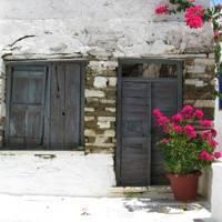 Pyrgos village, Tinos
