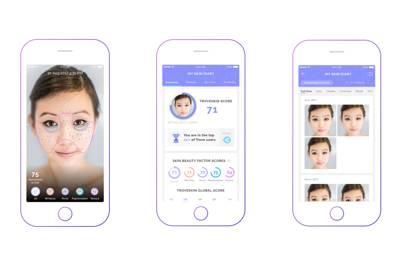 AI skin technology