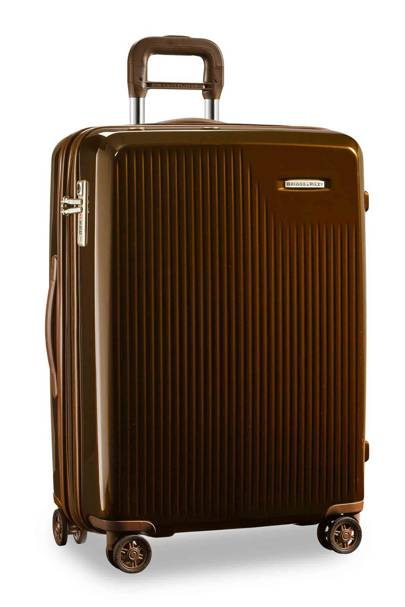 Briggs & Riley expandable suitcase