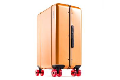 7. A Floyd suitcase