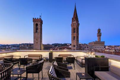 Divina Terrazza at Grand Hotel Cavour