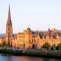3. Perth, Scotland