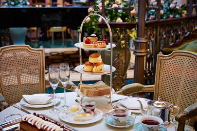 Traditional Afternoon Tea at The Savoy