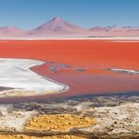 25. Laguna Colorada, Bolivia