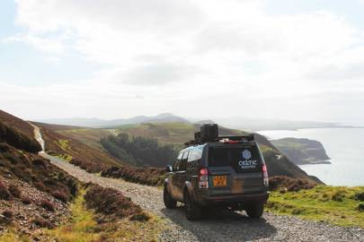 Welsh safari trails with Celtic Routes