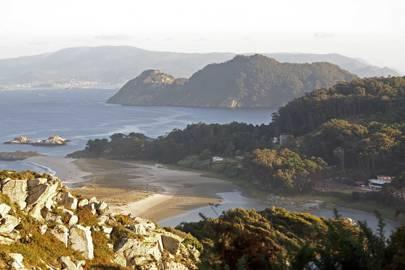10. Ons Islands, Galicia