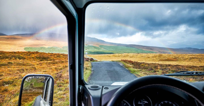 3 of the best campervan road trips in the UK