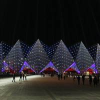Fashion and entertainment in Baku