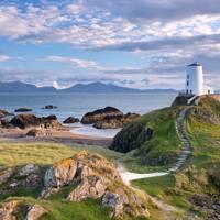 6. Llanddwyn Bay, Anglesey