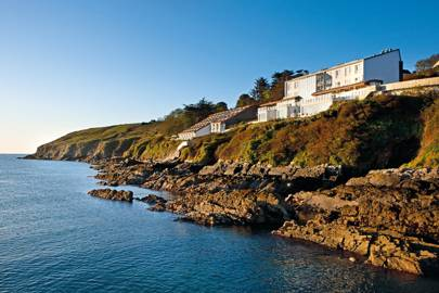 The Cliff House Hotel, Co Waterford