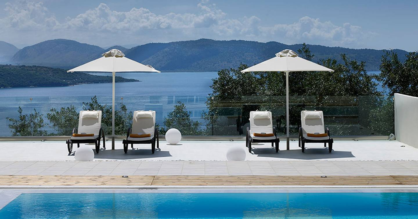 Win a four-night stay at a stylish villa in Corfu with The Greek Villas