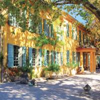 A work of art in Provence