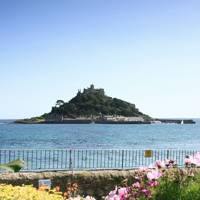 2. St Michael's Mount by paddleboard